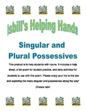 Singular and Plural Possessive Zoo Pack