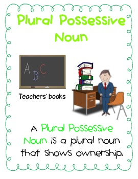 Singular and Plural Pssessives