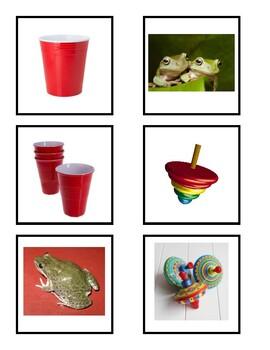 Singular and Plural nouns-add 's'