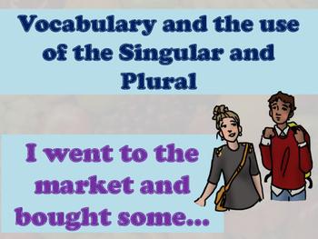 Singular and Plurals