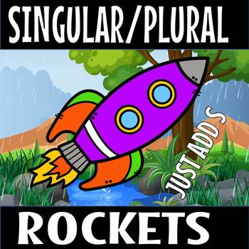 Singular and plural rockets (just add s)