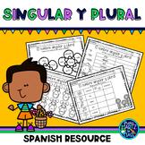 Singular y plural in Spanish