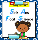 Sink And Float Science SMARTBOARD
