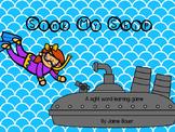 Sink My Ship Sight Words