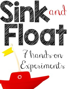 Sink and Float: 7 Hands-On Experiments