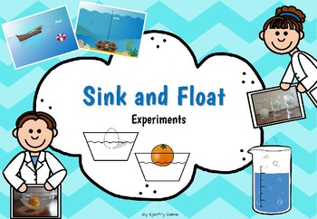 Sink and Float - Experiments