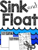 Sink and Float (FREEBIE)
