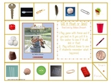 Sink and Float-Physical Properties of Matter Game Board