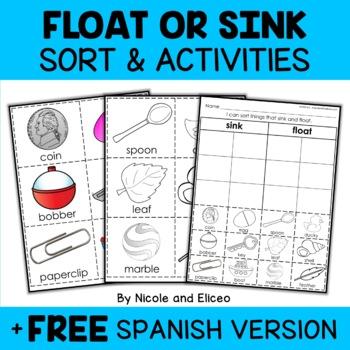 Interactive Activities - Sink or Float