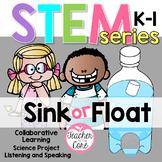 Sink or Float - STEM