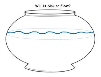 Sink or Float Activities