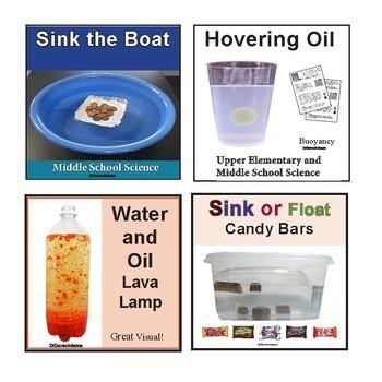 Sink or Float Bundle