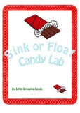 Sink or Float Candy Bar Lab