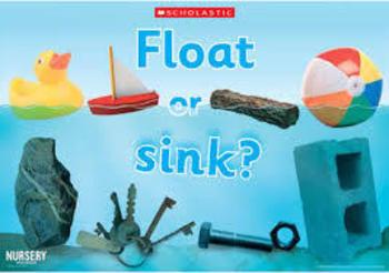 Sink or Float File Folder
