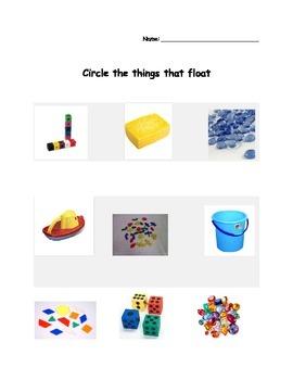 Sink or Float Pack