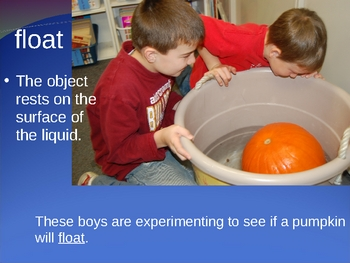Sink or Float PowerPoint Anticipation Guide