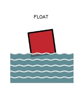 Sink or Float folder game