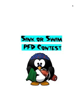 Sink or Swim PFD Contest