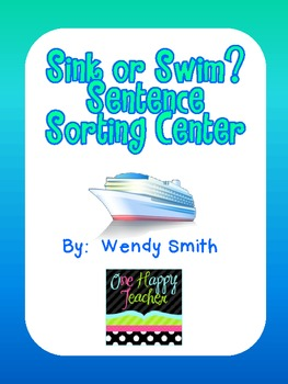Sink or Swim? Sentences Center