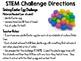 Sinking Easter Eggs - STEM Engineering Challenge