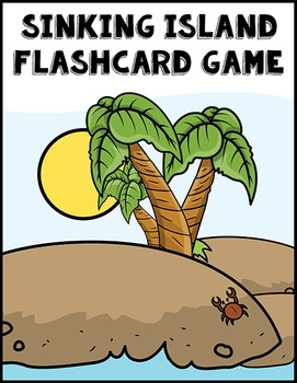Sinking Island Flashcard Game