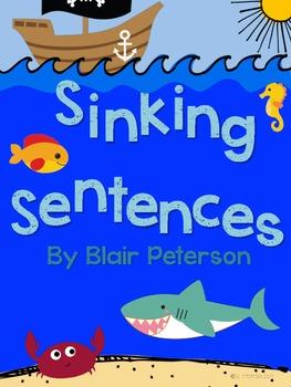 Sinking Sentences: Freebie!