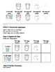 Sinking or Floating Eggs Experiment Data Sheet