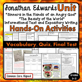"""""""Sinners in the Hands of an Angry God"""" Can Be Fun! Plus More Great Lessons!"""