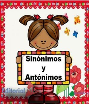 Sinonimos y Antonimos Ejercicios y Actividades para imprimir