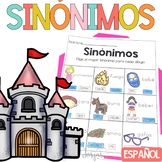 Sinonimos - Synonyms in Spanish