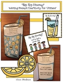 First Day Jitters: Feelings Craft & Writing Activity for B