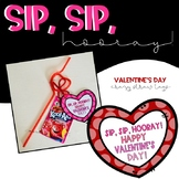 Sip, Sip, Hooray! Happy Valentine's Day! Tags