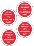 Sip, Sip, Hooray! Valentine's Day