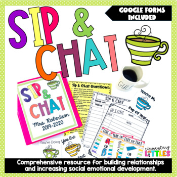 Sip and Chat!