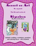 Siqueiros- Accent on Art, Spanish Art Packets for the Spanish Classroom