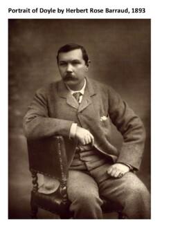 Sir Arthur Conan Doyle Handout