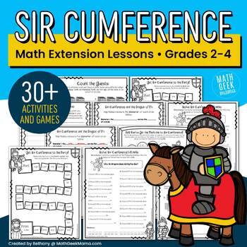 Sir Cumference Books Lesson Pack