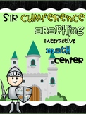 Sir Cumference Graphing Math Interactive Center