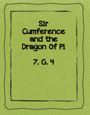 Sir Cumference and the  Dragon of Pi (Pi Day Activity- Circles)