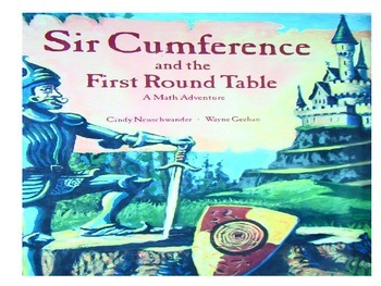 Sir Cumference and the Round Table - PI DAY