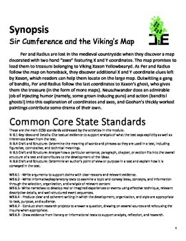 Sir Cumference and the Viking's Map - Pairing Fiction and Informational Books