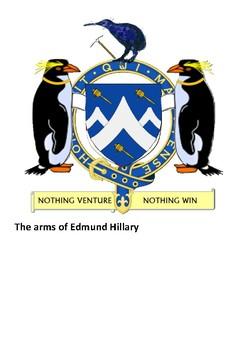 Sir Edmund Hillary (1919-2008) Word Search