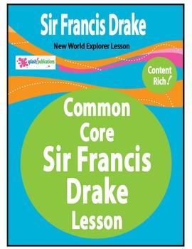 Sir Francis Drake New World Explorer Lesson