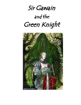 sir gawain and the green knight teaching resources teachers pay   sir gawain green knight test