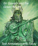Sir Gawain and the Green Knight ~ Full Unit