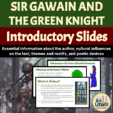 Sir Gawain and the Green Knight (Pearl Poet) PowerPoint