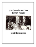 Sir Gawain and the Green Knight- Unit Resources