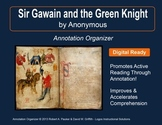 """Sir Gawain and the Green Knight"": Annotation Organizer"