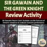 Sir Gawain's Report Card