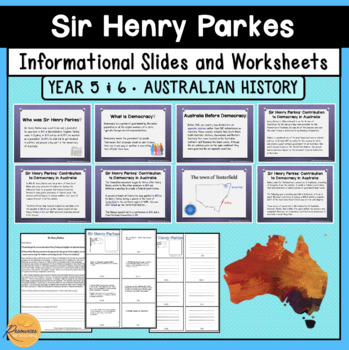 sir henry parkes and his co by miss simpson 39 s teaching resources teachers pay teachers. Black Bedroom Furniture Sets. Home Design Ideas
